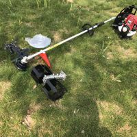 手推式割草割灌机 高效玉米地锄草机 便携式锄草机松土机