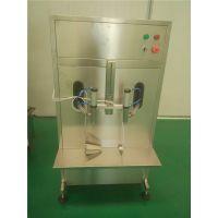 半自动机油灌装机-机油灌装机-创兴机械