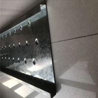 防滑板厂家 不锈钢冲孔防滑板设计 赣州市建筑脚手架孔板厂家