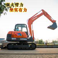 北京市通州区修建地铁小型挖掘机 挖掘机生产厂家