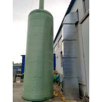 2018玻璃钢填料塔 1米-4米塔 填料塔