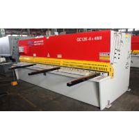 华夏机床 液压摆式﹙数控﹚剪板机QC12K系列MD11数控系统!