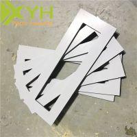 PVC建筑塑料板 可加工定制聚氯乙烯耐酸碱板材