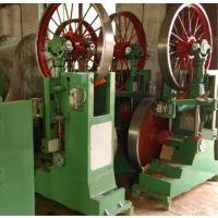 木工跑车带锯机A全自动圣喆带锯成套设备A跑车锯机厂家