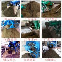 鸡场鸡粪抽粪机 养殖场污水处理机 304不锈钢固液分离机
