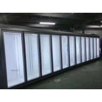 郑州超市便利店冷藏玻璃门展示柜