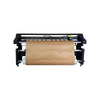 深圳厂家直销服装纸样喷墨切割一体机 立式切割绘图机 唛架机