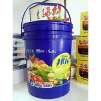蔬菜专用冲施肥高抗重茬一桶冲施2亩地