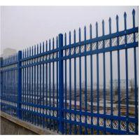供应博悦铁艺护栏 铁艺栅栏 小区围栏 别墅护栏 镀锌钢
