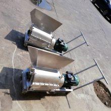 酿酒用的扬酒糟机器 小型两相电摊凉机价格 酿酒配套设备高效率不锈钢拌料机售价