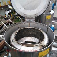 1000型离心脱水机 大型蔬菜脱水机 130公斤工业离心脱水机