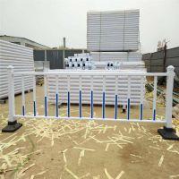 钢构隔离护栏 马路中间隔离栅栏 京式防眩护栏