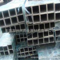 铝方管型材 6063木纹铝方管 装饰用铝方通