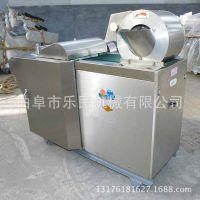 大型电动商用切菜机碎菜机 全自动蔬菜切菜机 多功能切菜神器