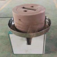 五谷杂粮豆浆石磨机 优质艾绒石磨