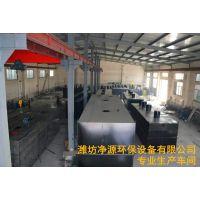 食品加工厂污水处理设备特征解析-净源