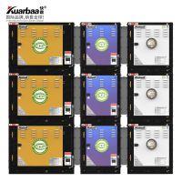 快霸(Kuarbaa)油烟净化器18000风量UV光解活性炭一体机除味设备餐饮厨房
