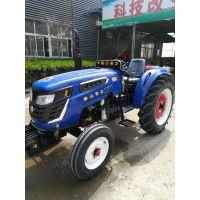 暖风驾驶室504拖拉机 多功能农用四轮拖拉机 享受补贴