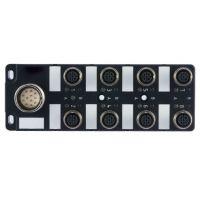 唯恩圆形连接器M12分支器分线盒SJB-M12-8F05-M23-19P