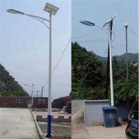 小区道路5米6米led太阳能路灯 20W30W飞机金豆造型