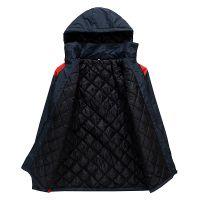 淘工厂 男式防风保暖棉衣服定制 来图来样订做广告促销员工作棉服