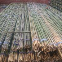 苹果园竹杆 4米小竹竿批发 京西竹业荣誉生产