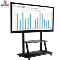 鑫飞XF-GG86X 86寸触摸显示器屏多媒体教学一体机电子白板触屏会议电脑电视液晶显示屏