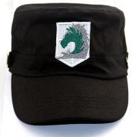 进击的巨人第二季艾伦调查团平顶绣花帽 动漫周边太阳帽棒球帽