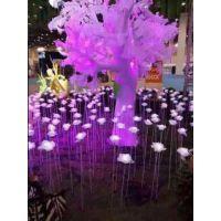 美美哒呼吸灯玫瑰花海造型设计出售