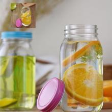定制宏华玻璃酱菜瓶泡菜瓶出口花生酱瓶200毫升