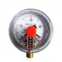 德胜YAXC-150氨用电接点压力表φ150量程0-0.4MPa 价格划算的