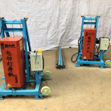 新款多功能打井机钻井机 家用钻井机 微型水井钻机