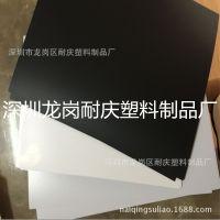 厂家直销透明双膜PVC板 磨砂哑白PVC胶片 透明玻璃PVC片材可定做