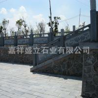 厂家加工定做精雕石栏杆 河道护堤石栏杆 大理石栏杆