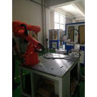 苏州工业机器人厂家供应,提供现场安装调试服务,机型丰富,可搭配机器视觉组合定位,苏州汉特士供应