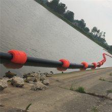 河上管道浮筒12寸14寸抽沙管浮体规格