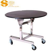 专业生产SITTY斯迪90.8309A客房送餐车/不锈钢折叠移动送餐车
