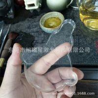 【大规模厂家】化妆品容器杯垫CD架面纸盒亚克力专用激光切割机