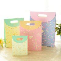 韩版 礼品袋手提纸袋 礼物袋现货可爱购物袋