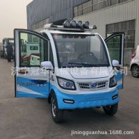 厂家生产批发客货两用四轮电动小货车家用小货车单双排皮卡汽车