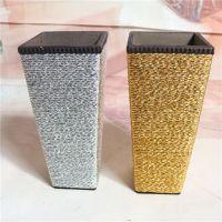 梯形白格子木质花器插花用/花盆/栅栏装饰摆放一件代发好质量