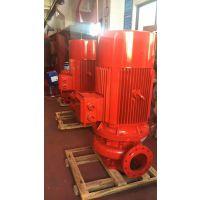 泵房安装XBD6.6/30-L立式单级消防泵/喷淋泵/消火栓泵,XBD6.8/30-L管道增压水泵