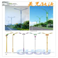 沧州太阳能锂电一体机 锂电路灯 迅速占领市场 30W飞机路灯
