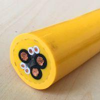 格采GCKABEL4X10垃圾吊电缆、电液压抓斗机、卷筒卷盘、行车动力控制电缆