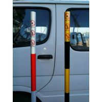 供应THY98加气站加油站防逃杆防跑单杆安全警示杆停止杆引导杆排队杆挡车杆