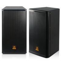 狮乐专业音响 舞台演出工程音响 背景音乐木质箱 会议培训音箱设备