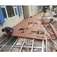 安徽省德林贵公司(图)-防腐木地板安装-石家庄防腐木地板
