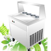 炒冰机器价格是多少钱/河南隆恒贸易全国联保_炒酸奶机多少钱