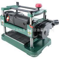 压刨 单面压刨机 300mm刨削刨床 家用 木工 电刨上海卜派机械