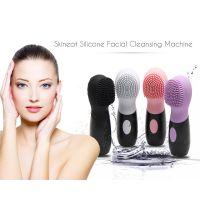 厂家直销电动洁面仪 美容仪 硅胶洁面仪 洗脸仪 化妆刷 洗脸刷